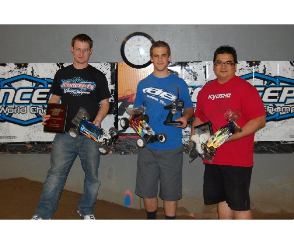 JConcepts wins 2010 Wave at OCRC Raceway
