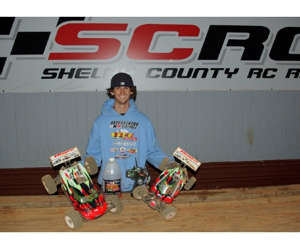JConcepts and Barry Pettit Win in Alabama