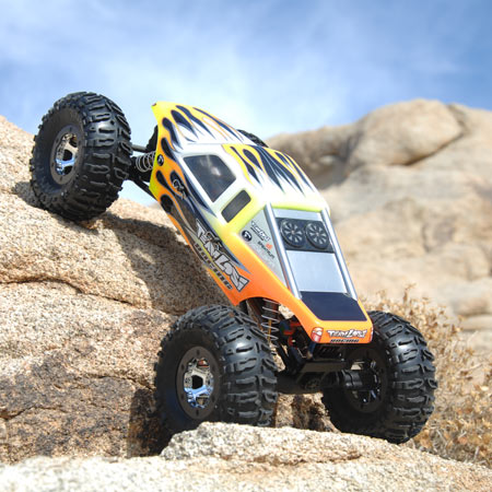 Losi Comp Crawler Tips & Tricks