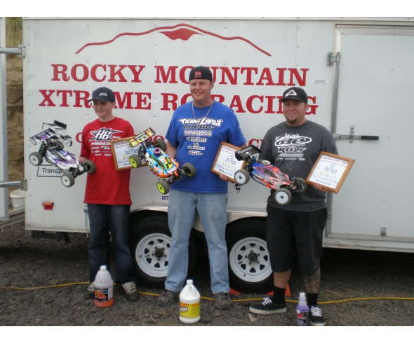 Losi wins at ROAR 1/8 Nationals Warm-up race