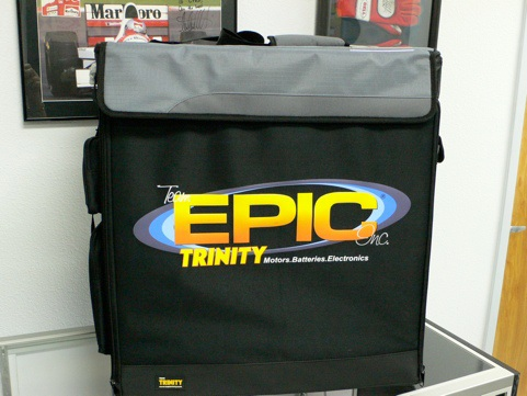 EPIC T-18 Mini Hauler Bag for 1/18 vehicles