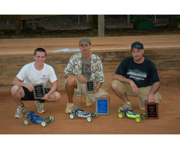 JConcepts wins at 1st annual Peach State Classic