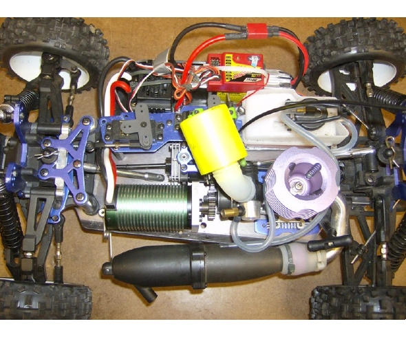 Pro-Line assists University of Kansas to build Hybrid RC Vehicle