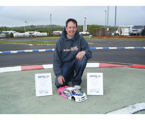 Chris Grainger wins with Mi4LP