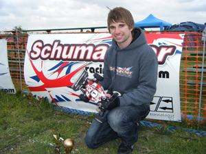 Schumacher Cougar SV wins at round 2 of the BRCA British Nationals