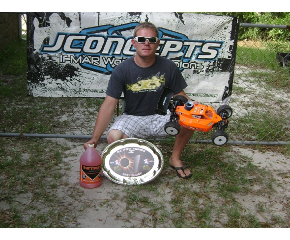 JConcepts wins RC Pro Series Mid-South Region, Round 1