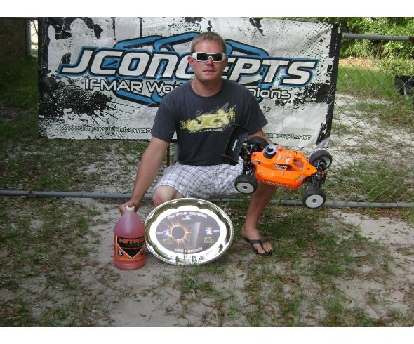 JConcepts wins RC Pro Series Mid-South Region, Round 1