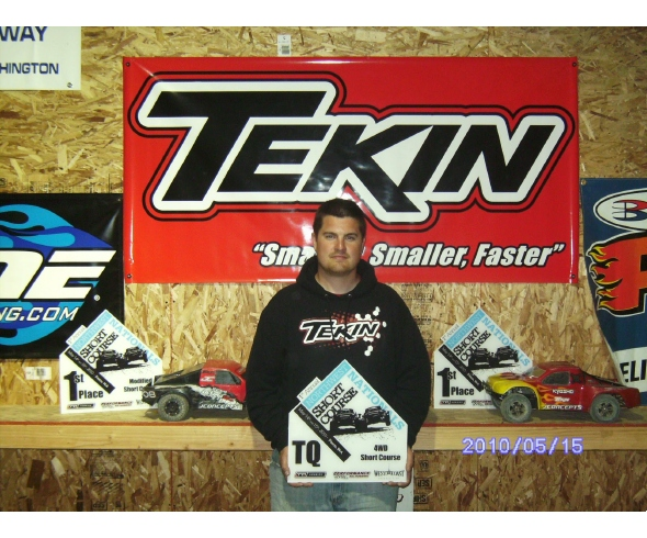Jesse Munn Wins the NW Shortcourse Nationals in Pasco, WA