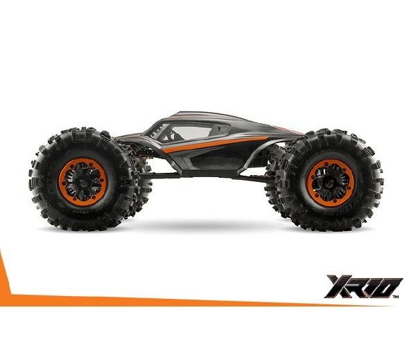 Axial XR10 1/10 4WD Competition Rock Crawler Kit