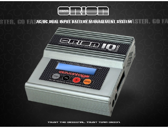 Team Orion Advantage IQ605 AC/DC Battery Management System