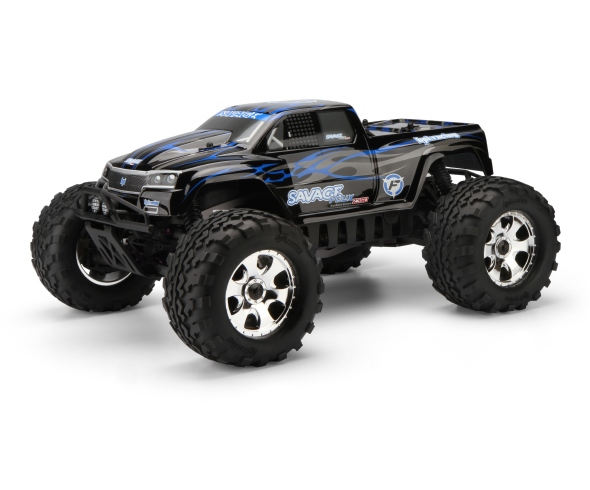 HPI RTR Savage Flux 2350