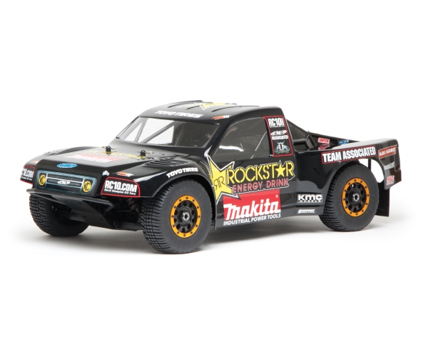 SC8e RTR Brushless 1/8 Electric 4WD Short-Course Truck