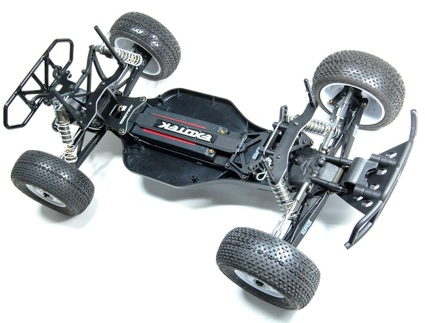 Team Exotek Short Course Conversion for the Losi XXX-T