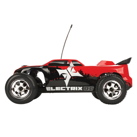 Electrix RC Circuit 1/10th Stadium Truck