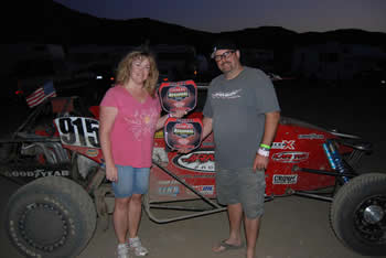 Jay Halsey and the Jammin Pro Buggy Win at Glen Helen Raceway