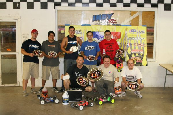 Pro-Line race report of RC Pro South Rd. 2
