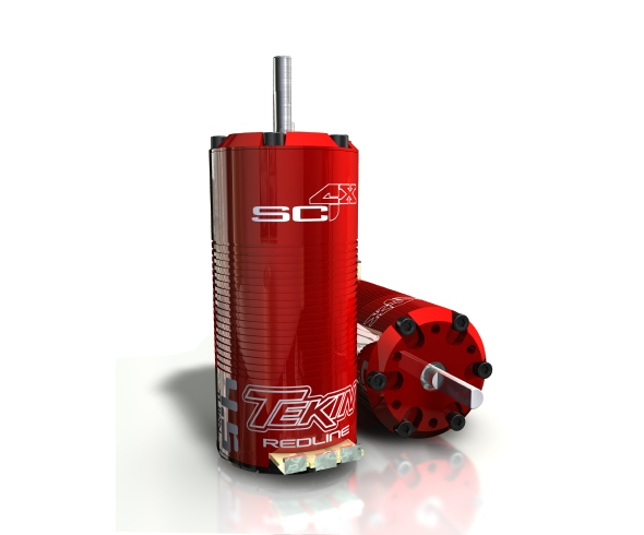 Tekin Redline SC4X 550 Sensored Brushless Motors
