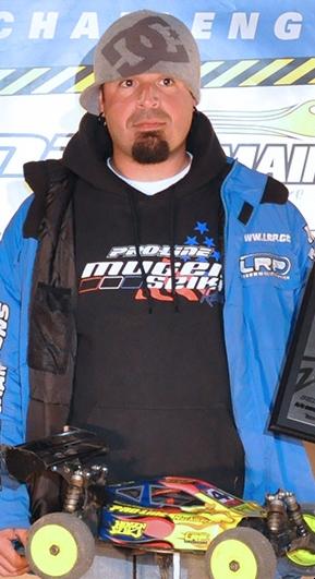 Tekno RC wins at JBRL Nitro Series Round 3
