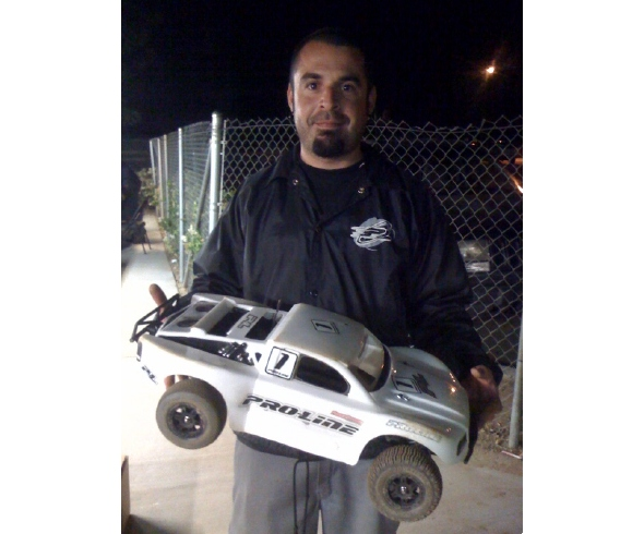 Pro-Line Short Course Product Testing with Travis Amezcua