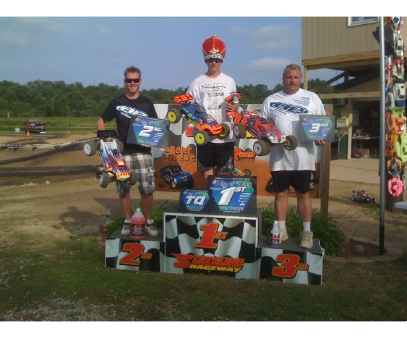 JConcepts race report of Terry Fogleson Memorial King of Kings Race