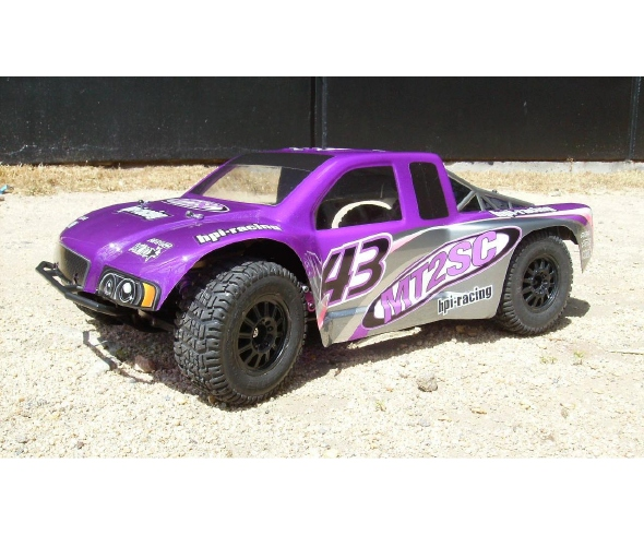 "CKRC ""MT2SC"" Slash 4×4 Killer (HPI MT2 Conversion)"