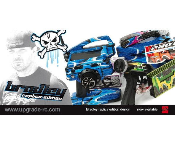 Upgrade RC Chad Bradley and Atsushi Hara Replica Edition Designs