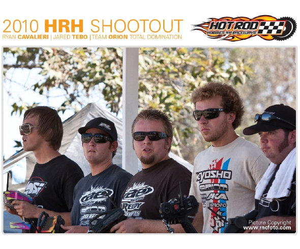 Team Orion Electric Domination at 13th Annual HRH Shootout