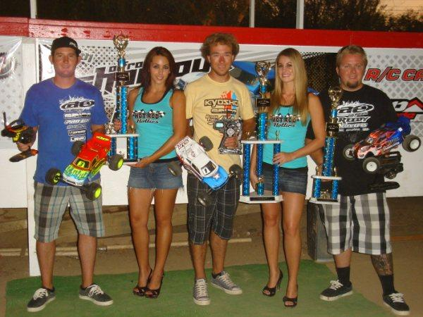 Kyosho Race Report on the 13th Annual Hot Rod Hobbies Shootout