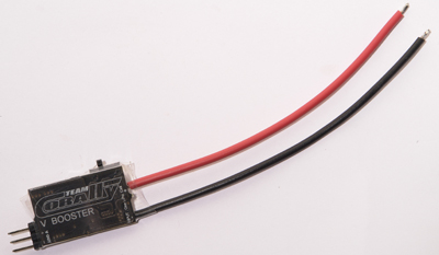 Corally V-Booster for 1s LiPo battery packs
