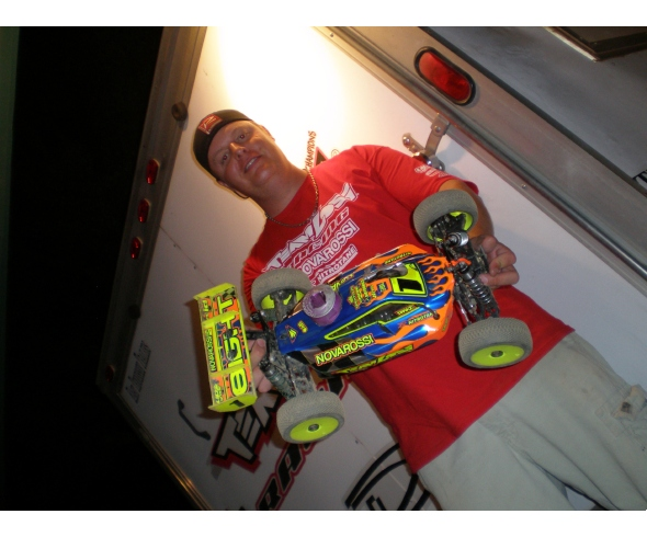 Losi wins at Round 1 of Monster Energy Summer Series