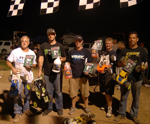 Pro-Line TQ's and Wins RC Pro Texas State Series