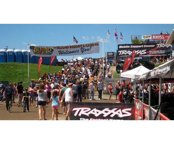 TORC Rounds 3 & 4: Traxxas Drivers Take 5 Podiums In Bark River