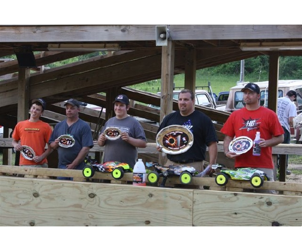 Bill Connard Dominates the RC Pro Series Great Lakes Division