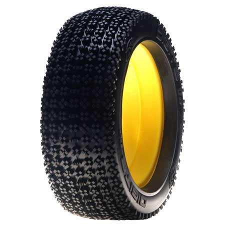Losi Digits and King-Pin G2 1/8 Buggy Tires