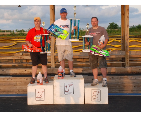 Byron Fuels On-road Nitro Challenge Race Results