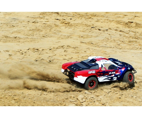 X Factory SCX – 60 declared ROAR legal