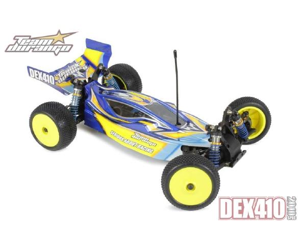 Team Durango DEX410 2010 Spec Kit