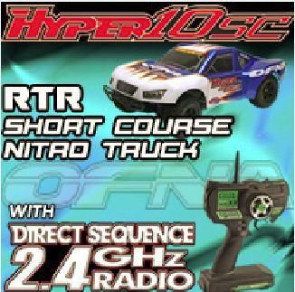 OFNA Hyper 10SC Nitro RTR