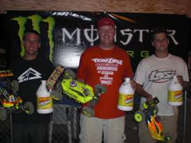 Losi wins at Monster Energy Summer Series Round 2