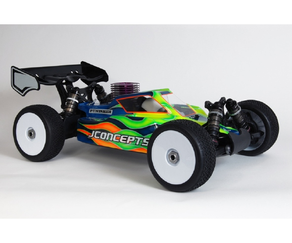 JConcepts Illuzion Serpent Cobra 811 Punisher body