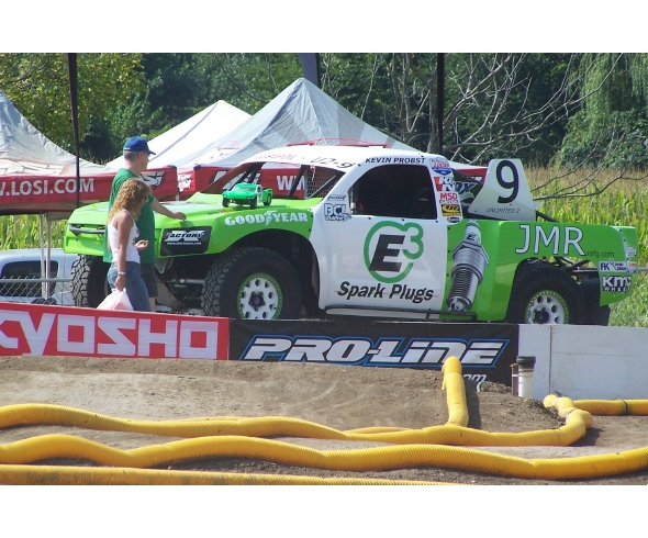 Probst Truck A Success At Nationals