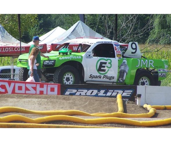 Probst Truck A Success At Nationals