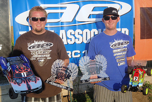 Cavalieri & Maifield Claim ROAR National Championships For Team Associated B44 & SC10