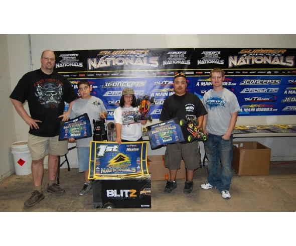 JConcepts Summer Indoor Nationals Race Report