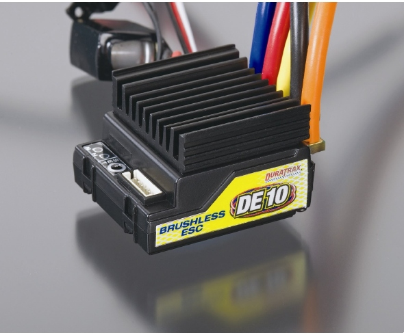 DuraTrax DE10 Brushless Programmable ESC