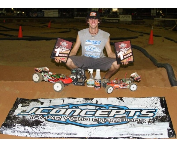 JConcepts tops Wiregrass Indoor Nationals