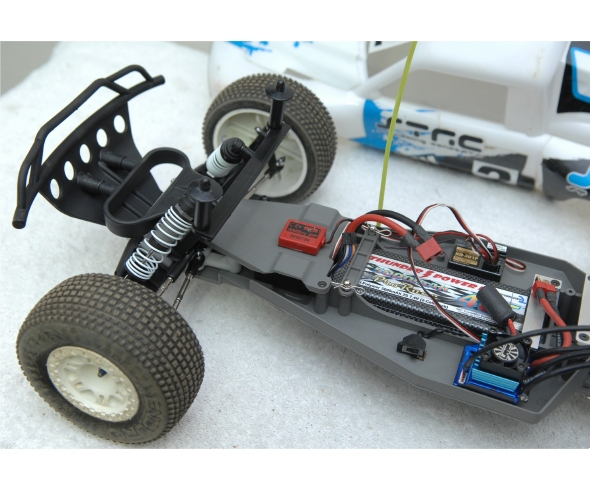ST Racing Concepts Sneak Preview of Traxxas Slash 2WD LCG Conversion kit
