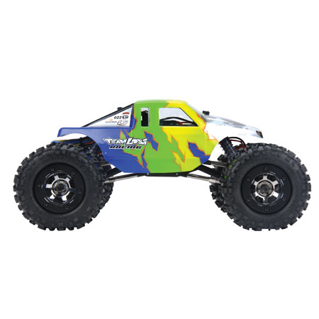 Losi 1/18 Mini Rock Crawler Pro Race Roller