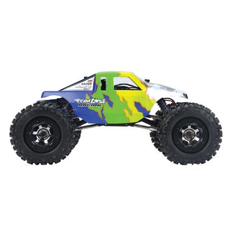 Losi 1/18 Mini Rock Crawler Pro Race Roller