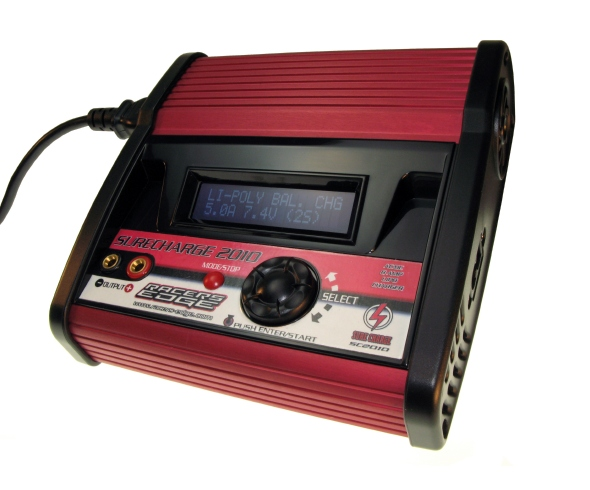 Racers Edge SureCharge 2010 Pro AC/DC Battery Balance Charging System